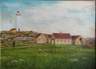 Maleri fra ca 1890
